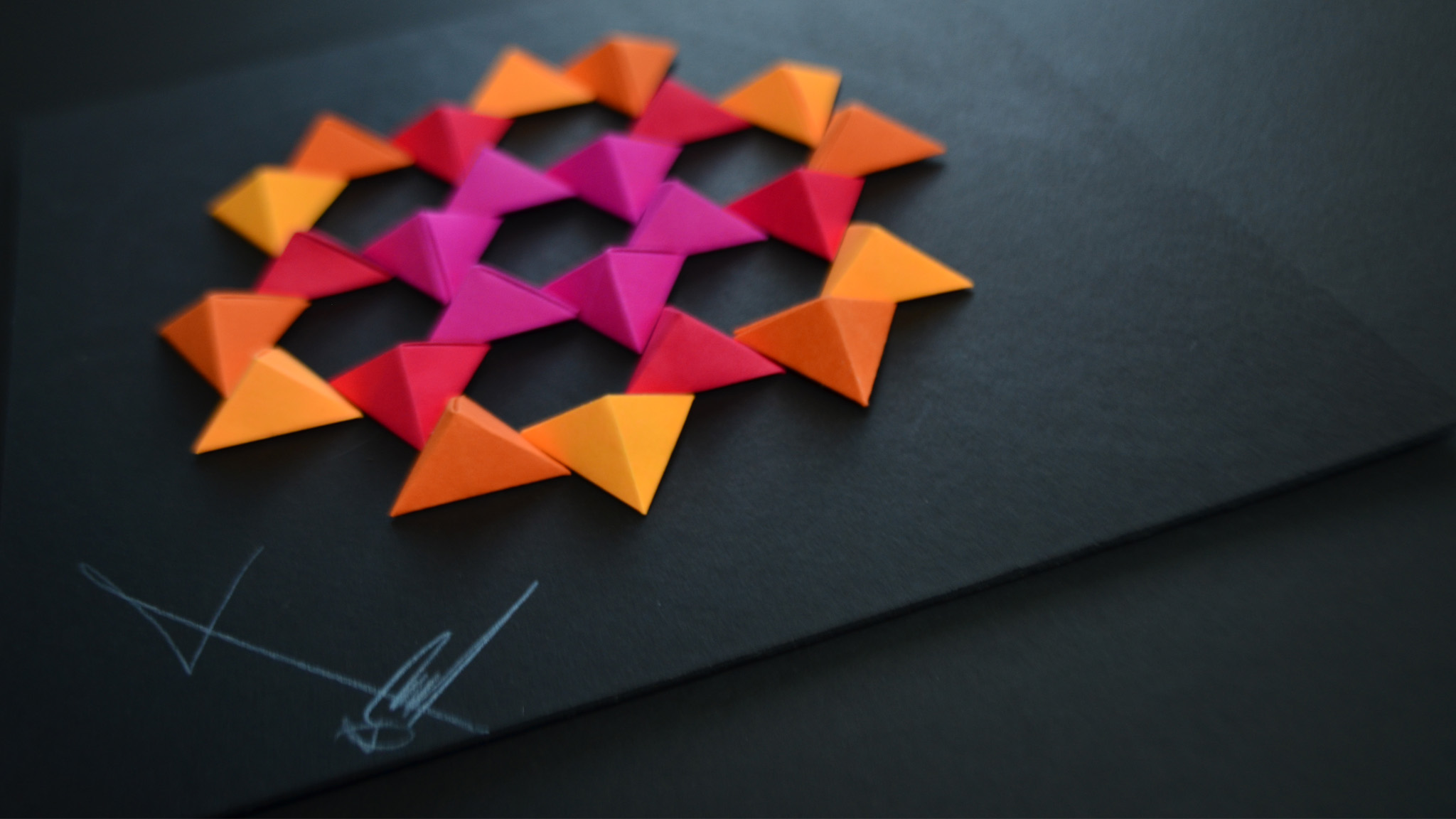 arte origami javier miranda venezuela